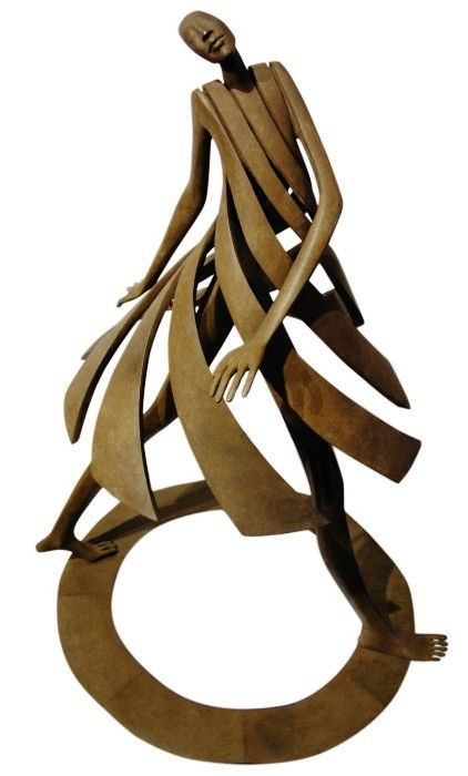 Original bronze sculpture by Isabel Miramontes - Paris Art Web