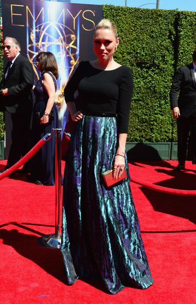 Clare Grant - Arrivals at the Creative Arts Emmy Awards