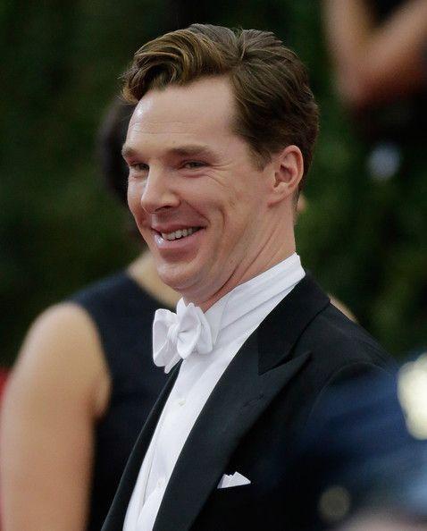 Benedict Cumberbatch - Red Carpet Arrivals at the Met Gala