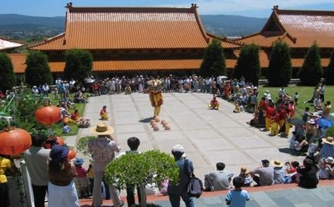 Nan Tien Buddhist Temple Wollongong
