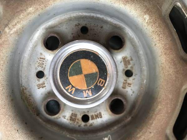 1976 BMW 2002 Steel Wheels 13 X 5 (Mt Pleasant) $100