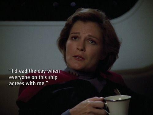 Captain Janeway Quotes