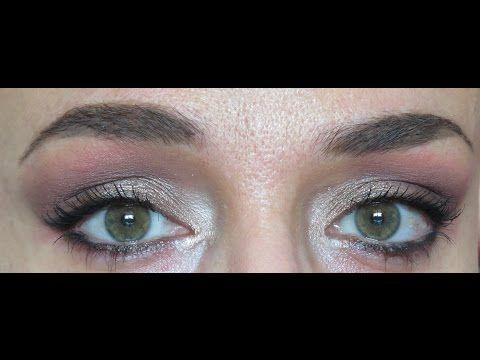 Trucco Sposa serale | make up occhi verdi