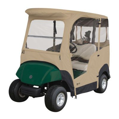 "Classic Accessories Yamaha Drive Golf Cart Enclosure: ""Yamaha Golf Cart Enclosure Custom fit for Yamaha… #Golf #GolfClubs #GolfEquipment"