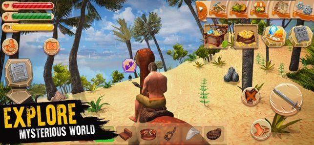Jurassic Survival Island On The App Store Survivalfoodsavingmoney Island Survival Game Of Survival Survival
