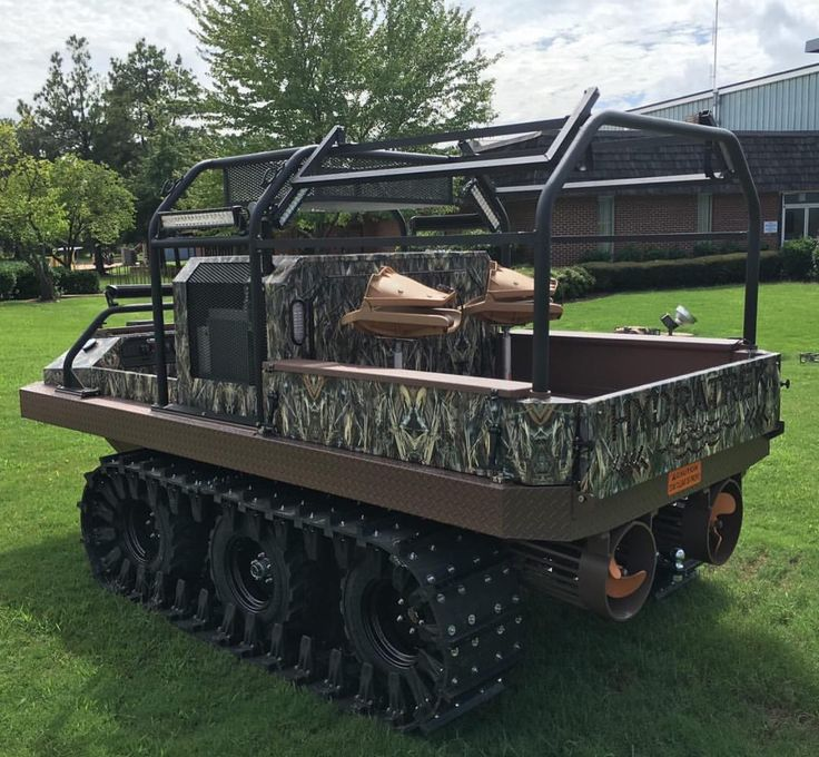 Duck Hunting Transport