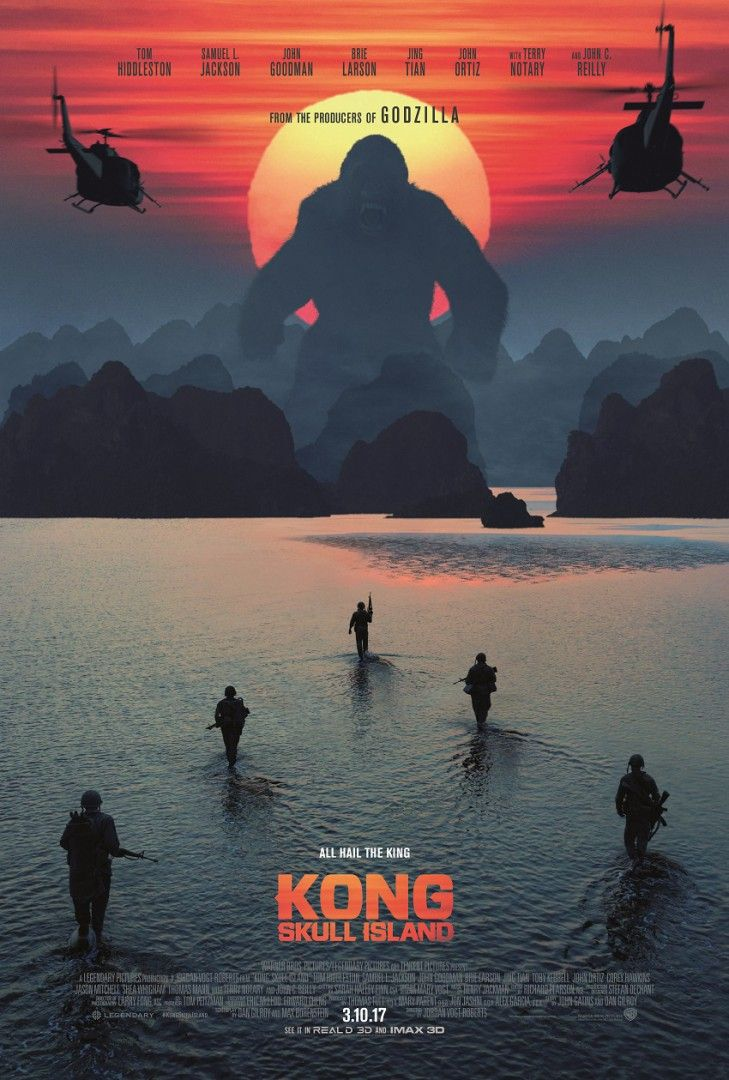 #CorrienteLatina #CorrienteNation Long live the king! | KONG: SKULL ISLAND - Review Check more at https://corrientelatina.com/movies-entertainment/long-live-king-kong-skull-island-review/