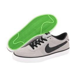 Nike 60 Melee Skate Shoe Navy Green