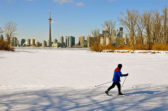 5 things to do on the islands in winter: Winter on the Toronto Islands is a whole lot quieter than the summer months, when city dwellers looking for a temporary escape make the short trek across the harbour in droves.