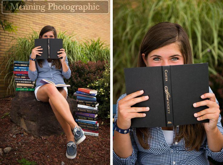 unique creative senior photos