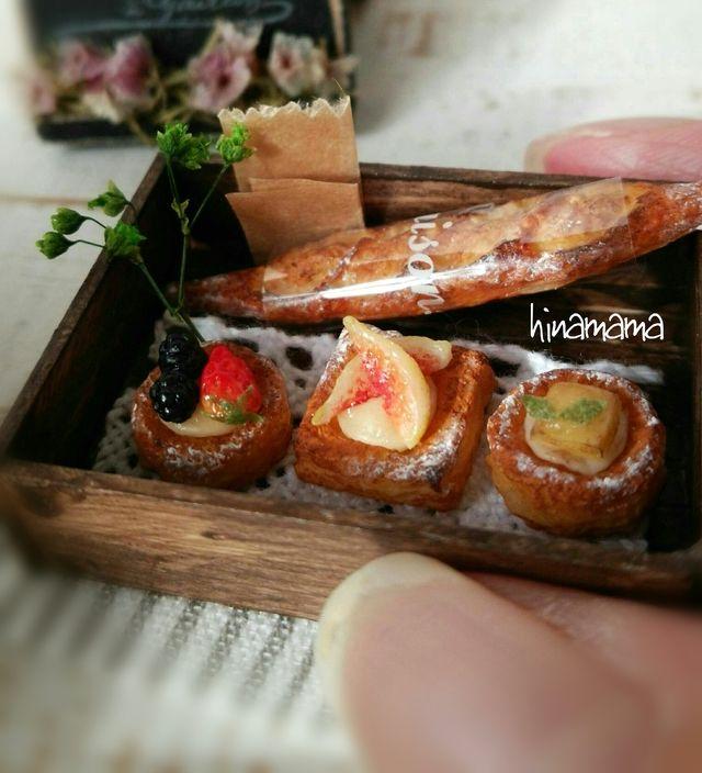 Dollhouse Miniatures Jensen: 1000+ Ideas About Miniature Food On Pinterest