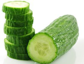 Cucumber    Very helpful in reducing skin pigmentation, fades freckles and blemishes. 1 tbsp of cucumber juice is to be used in conjunction with 1 tbsp honey and 1 tbsp lemon/lime juice for best results.