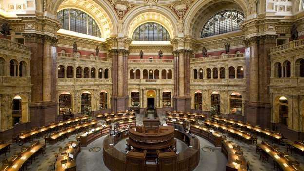 Biblioteca del Congreso de Washington - Externa