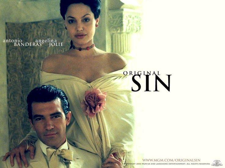 Original Sin - stars Angelina Jolie, Antonio Banderas