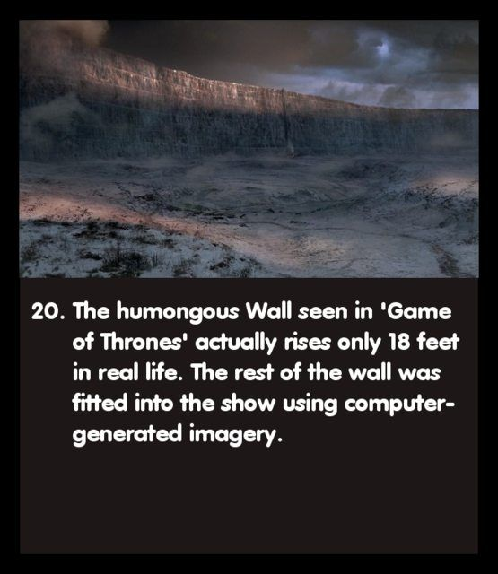 game of thrones the wall three blasts