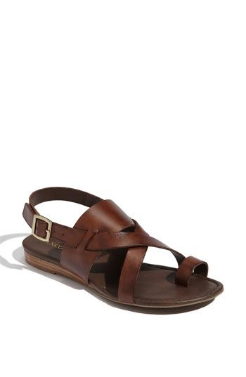 Franco Sarto Gia Sandal--love walking sandals like this, in a lighter CAMEL  color for me,