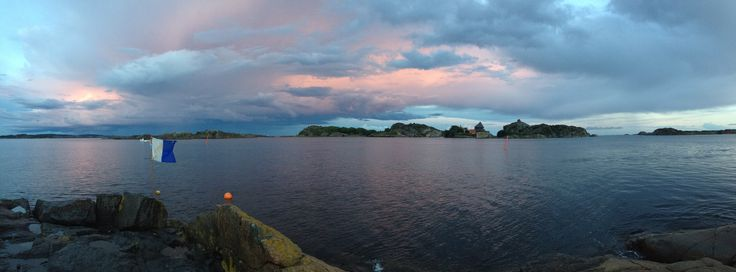 Last week in a rescue mission my husband took this photo. Larvik, Norway.