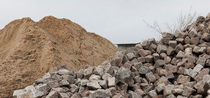 ALBA Group: Raw materials - Construction materials (sand ...