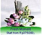 Fresh Moment Arrangement