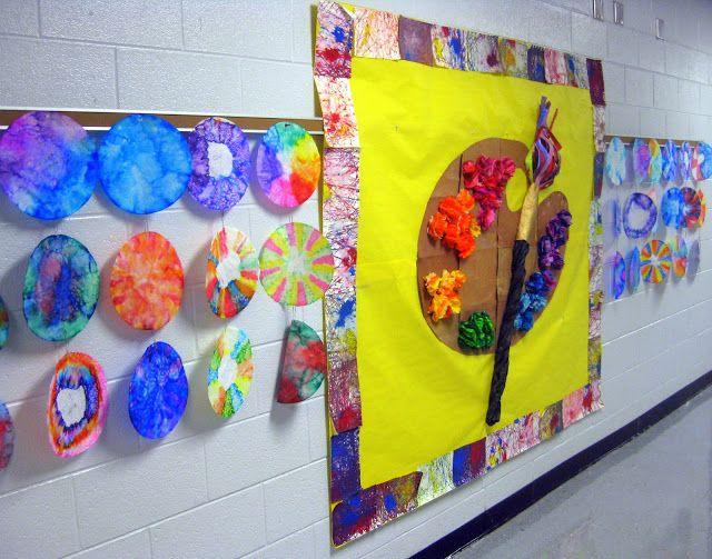 Collaborative Classroom Projects ~ Best preschool art classroom images on pinterest