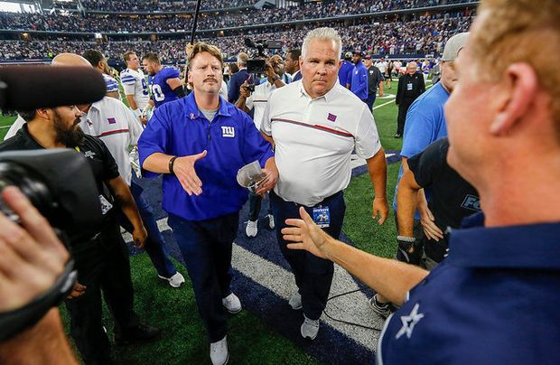 NFL schedule 2017: Giants to open at Cowboys again, source says - NJ.com