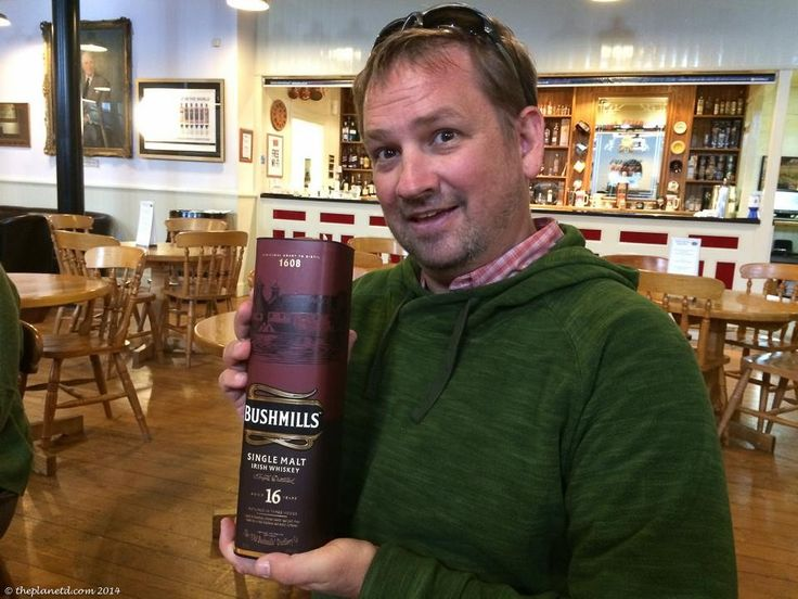 Dave has great taste! Dave loves his Bushmills & @royalrobbins clothing! When in Northern Ireland, a tour of the Bushmills distillery is a must! Can't wait to pop it open during the holidays... Cheers! #RoyalRobbins @royalrobbins #GoEverywhere