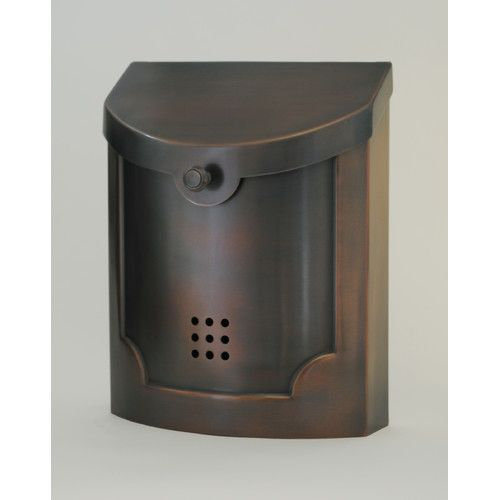 found it at wayfair wall mounted mailbox - Wall Mount Mailboxes
