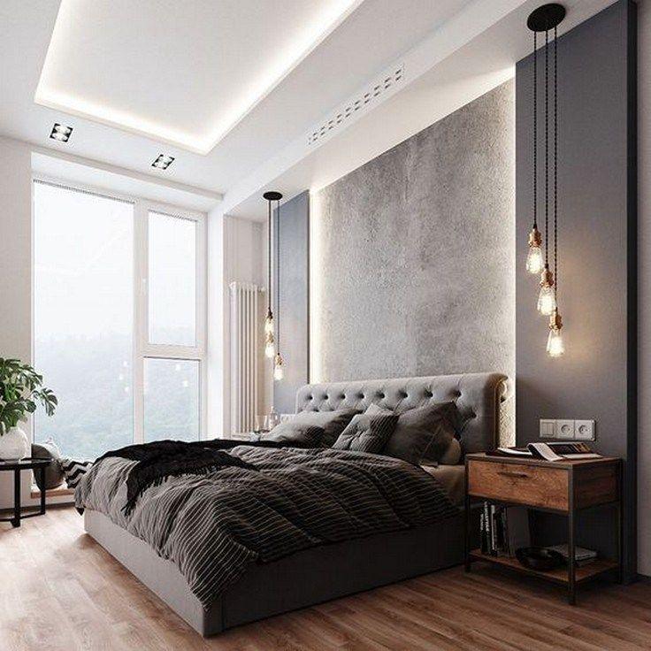 63 Idees De Decoration De Chambre Principale De Luxe 32 Masterbedroom Masterbedroomide Modern Master Bedroom Design Master Bedrooms Decor Luxurious Bedrooms