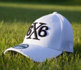 6x6 Lacrosse Designer @neweracaps lacrosse hat (White)