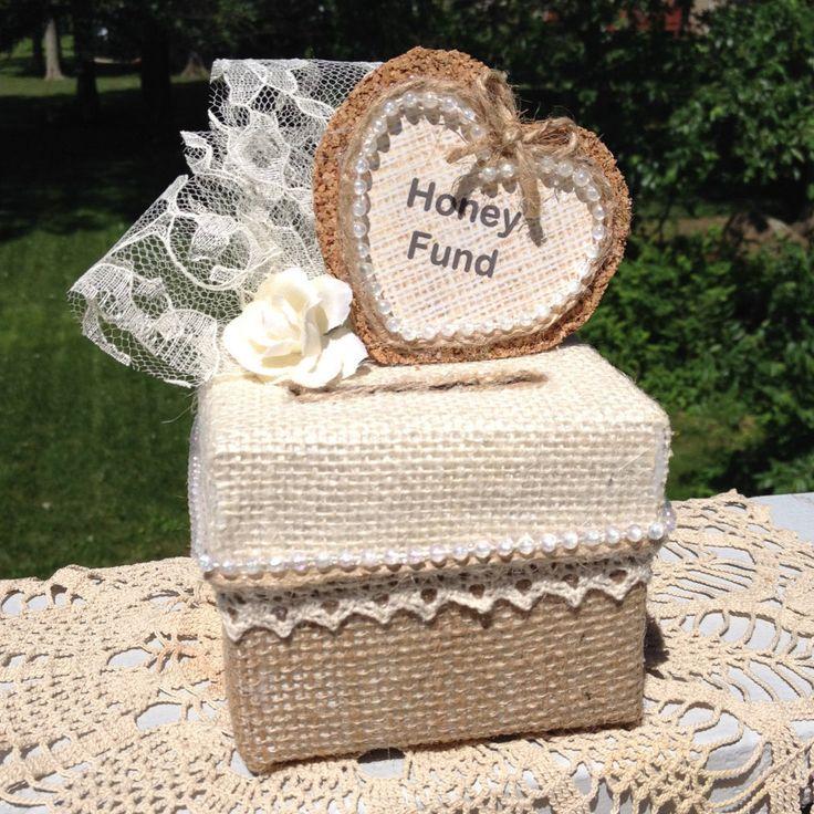 wood wedding card holders%0A Rustic Honey Fund Box Wedding Honey Fund Honey Fund Rustic Wedding Card