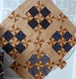 9-patch pinwheel