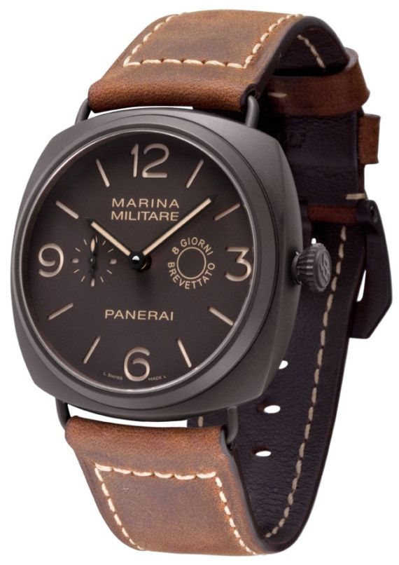 starting to really dig this Panerai... PAM339 Radiomir Composite Marina Militare 8 Giorni Watch