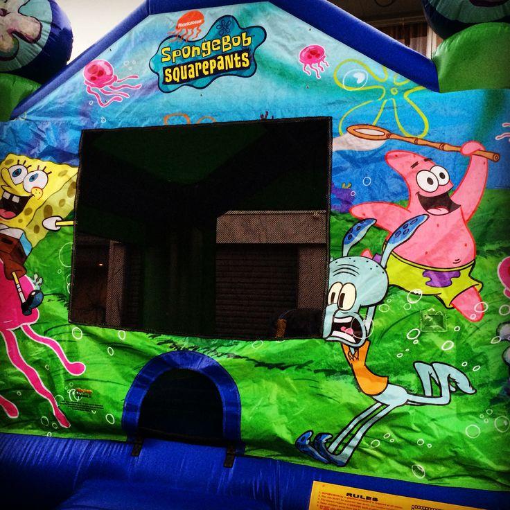 Sponge Bob 4 x4