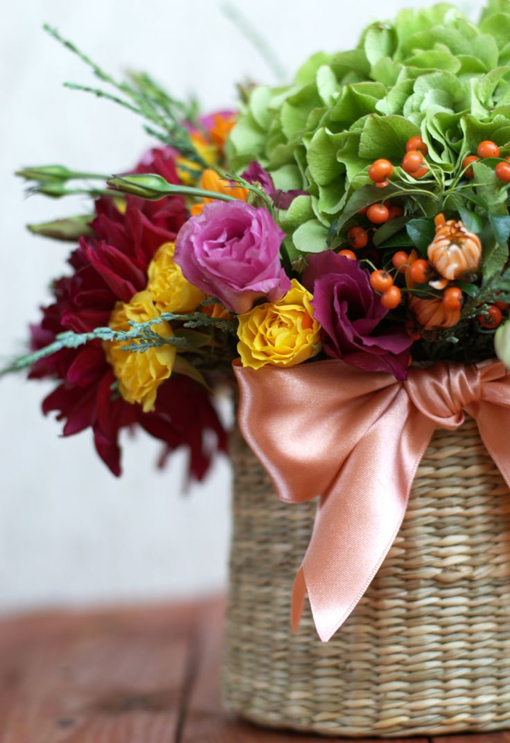 Our colorful September #millefleur