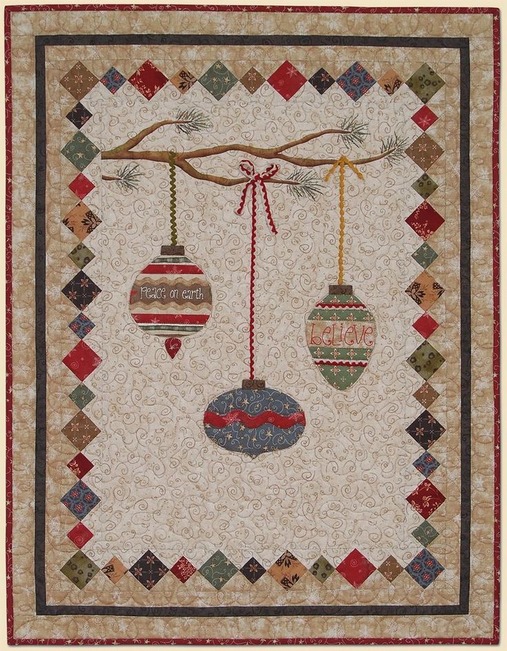 how to make a quilt border
