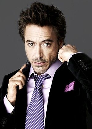 Robert Downey Junior - AKA Iron Man