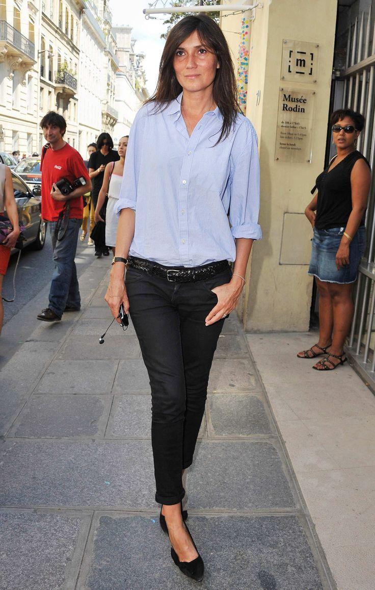 Emmanuelle Alt July 2011