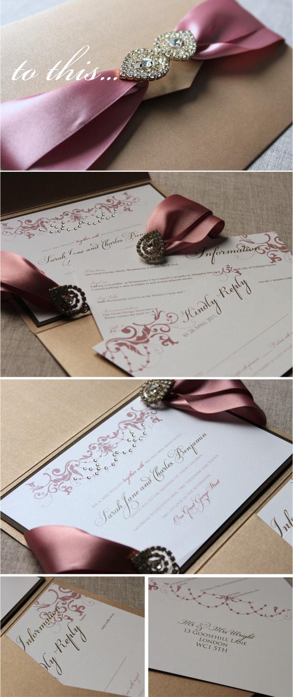 249 best Wedding Invites I Love images – Luxury Wedding Invitations London