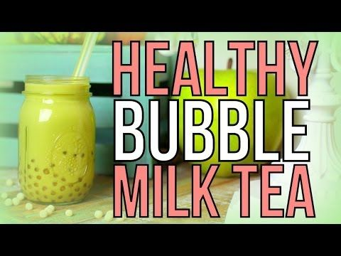 Healthy Bubble Milk Tea Boba – yes it's possible! | Blogilates: Fitness, Food, and lots of Pilates | Bloglovin'
