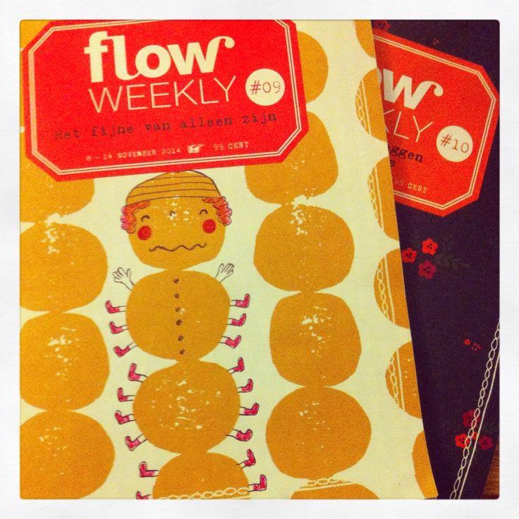 Op m'n Flow Weekly
