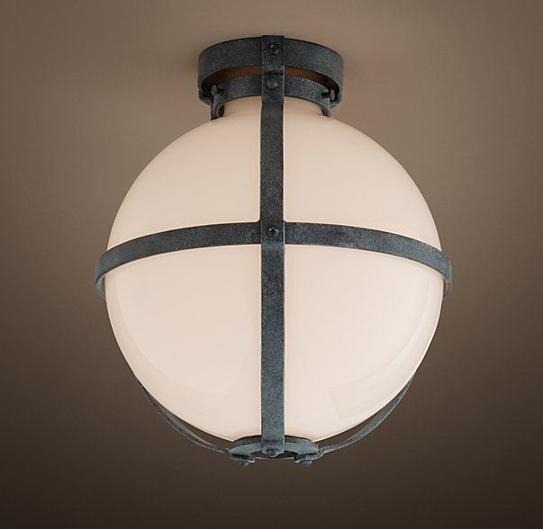 Circa 1900 Gaslight Flushmount 169 00 249 00 Lighting