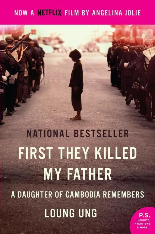 First They Killed My Father: A Daughter of Cambodia Remembers Full Movie Online 2017