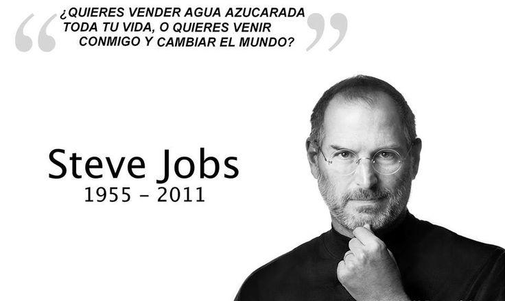 #Steve Jobs #Emprendedores
