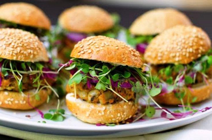 Μπιφτέκι λαχανικών: Πόσο υγιεινό είναι; Αντικαθιστά το κρέας, της ημέρες της νηστείας!