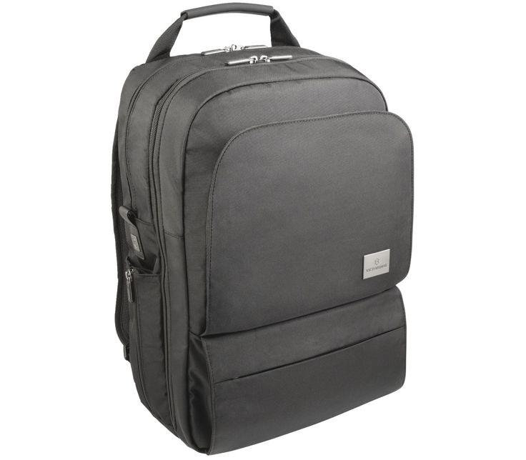 Le sac à dos parfait pour les hommes et femmes d'affaires en déplacement. Peut accueillir un ordinateur portable 17pouces et une tablette.