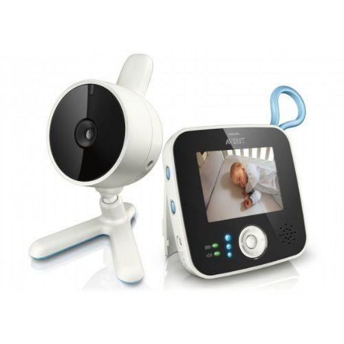Philips Avent SCD610/00 Babyphone Video Monitor