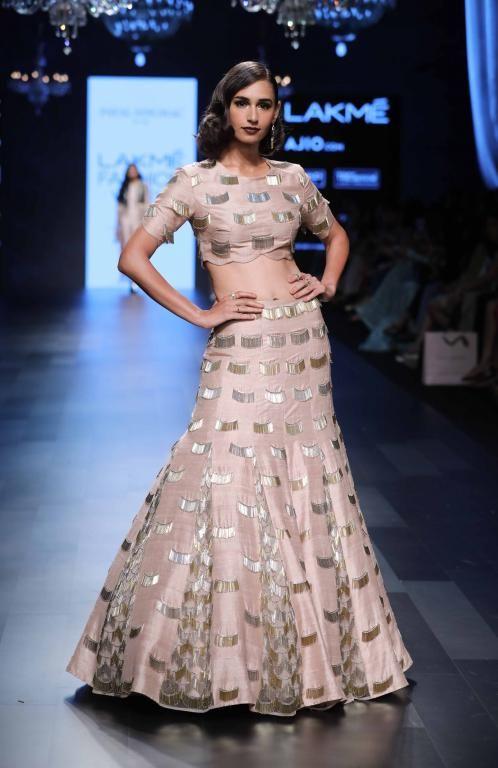 Payal Singhal at Lakme Fashion Week S/R 2017