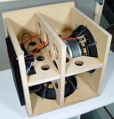 Bass Reflex Car Project