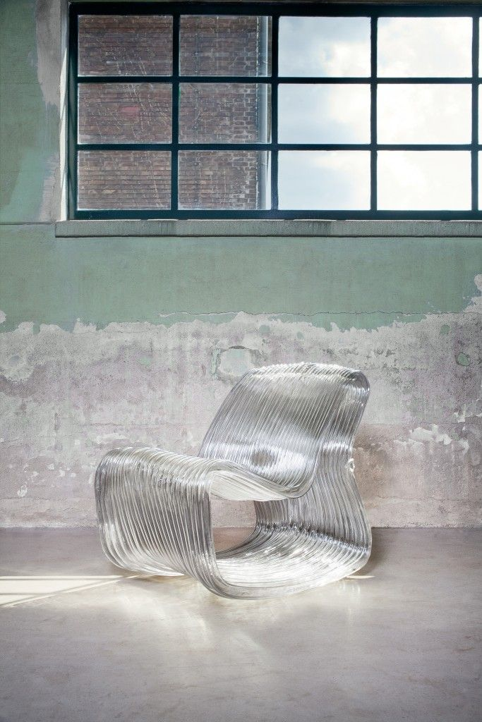 Hollow Chair by Dirk Van der Kooij, Judy Straten Art-Design, Dutch Creative Industries