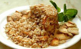 Como fazer arroz sírio: anote a receita Receitas para a ceia de Natal: como fazer arroz sírio; anote a receita.